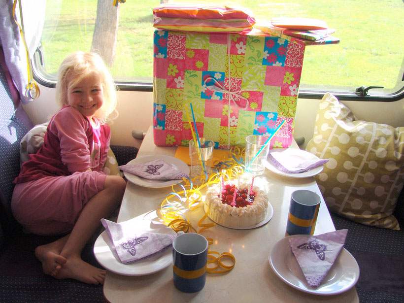 Anna's 6. Geburtstag