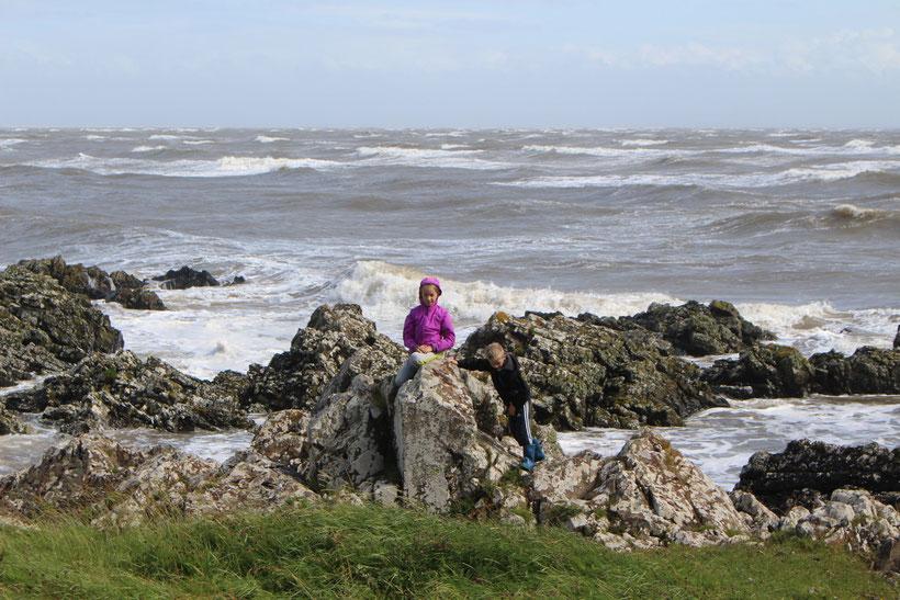 "Entlang des ""Coastel Footpath"", Sandyhills Bay"