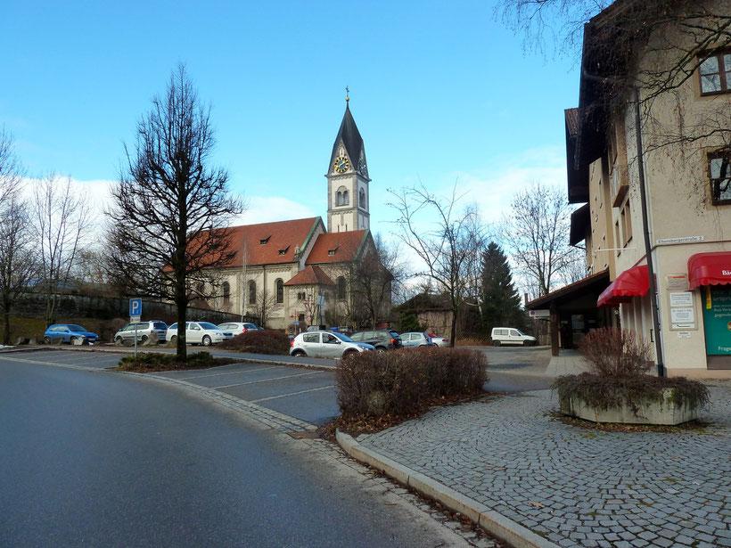 Sonntagsspaziergang in Blaichach