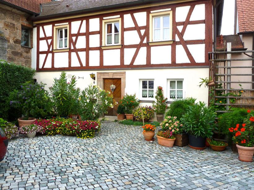 Klasse Vorgarten! Altstadt Herzogenaurach