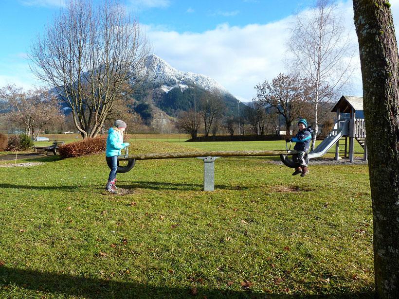Spielplatz in Blaichach