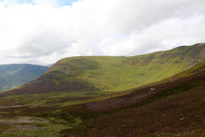 Cairngorms National Park, Glen Clova
