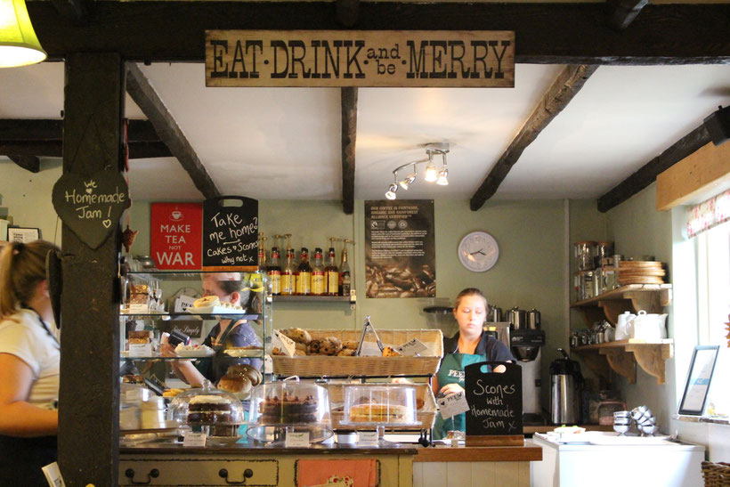 "Farmcafe ""Peel Farm"""