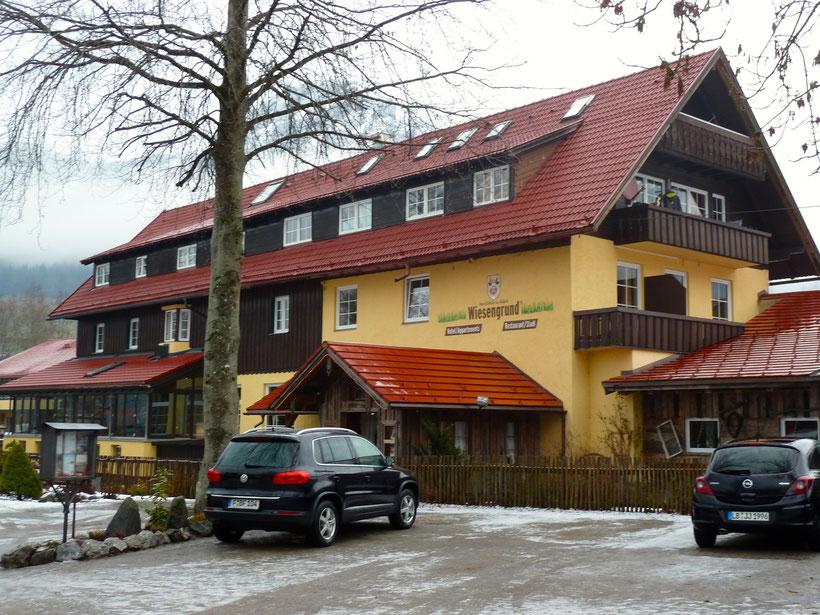 Hotel, Restaurant, WoMo-Stellplatz Wiesengrund, Bad Hindelang