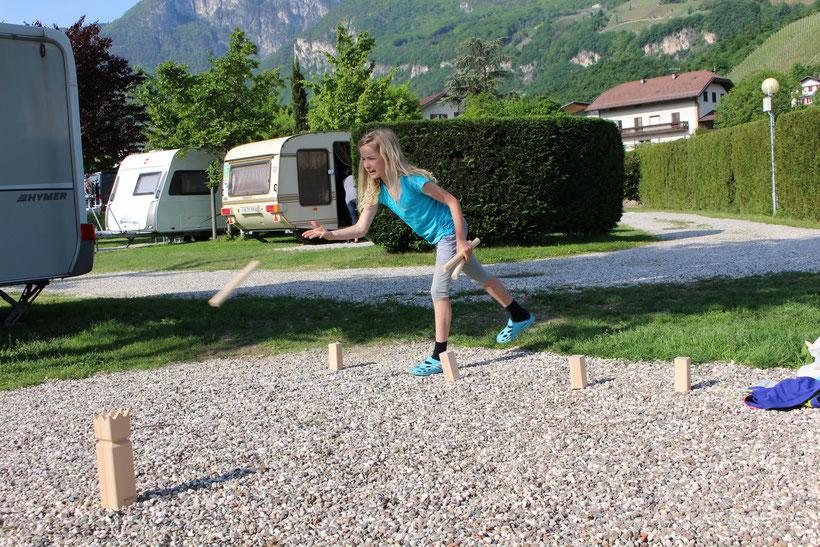 Schweden-Schach in Südtirol