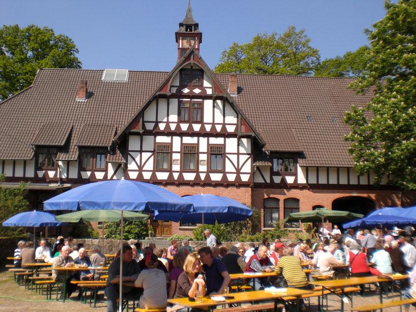 Das jährliche Hoffest am Menkenhof