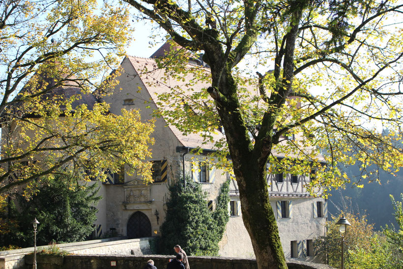 Burg Rabenstein an der Burgenstraße, Fränkische Schweiz