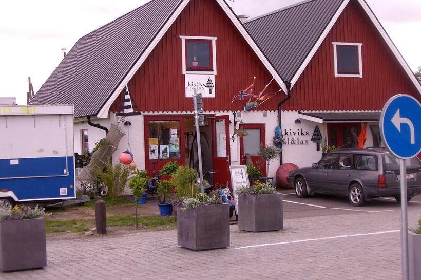 Unser liebster Fischladen- al & lax, reelle Preise für klasse Fisch