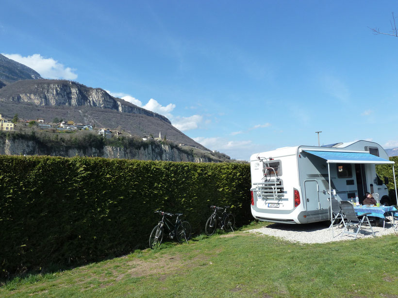 Camping Obstgarten, Kurtatsch