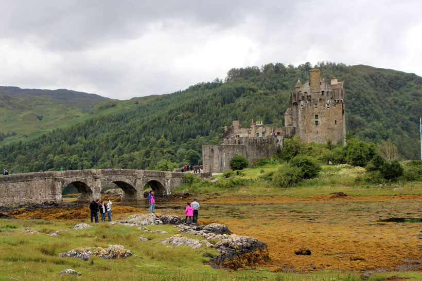 Castle Eilean Donan, Dornie