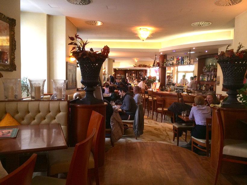 Grand Cafe Planie, Stuttgart Charlottenplatz