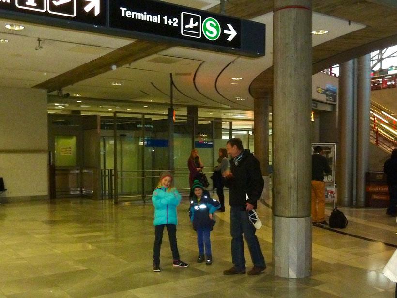 Ciao, Mama und Papa! Mit Opa unterwegs im Großstadtdschungel Stuttgart