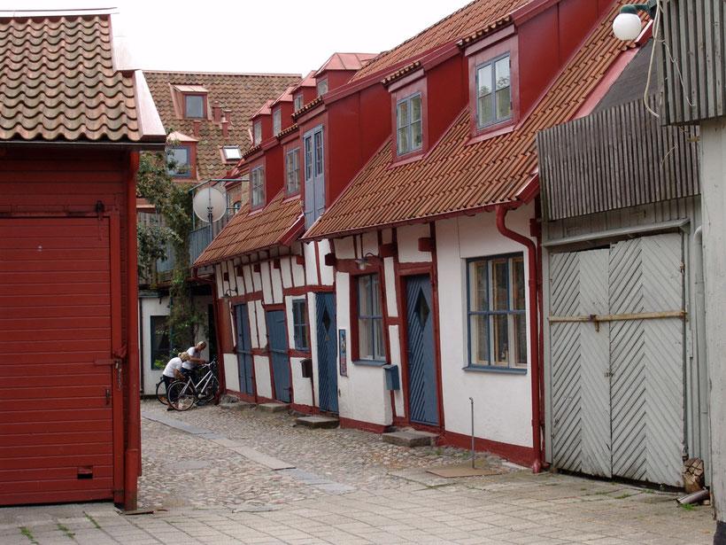 Weiter geht's nach Ystad