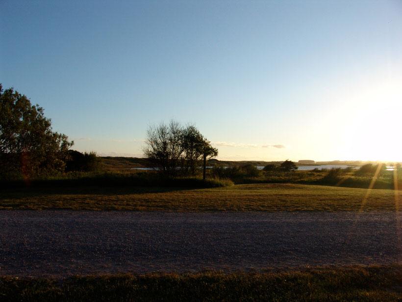23.30 Uhr und immer noch Sonne