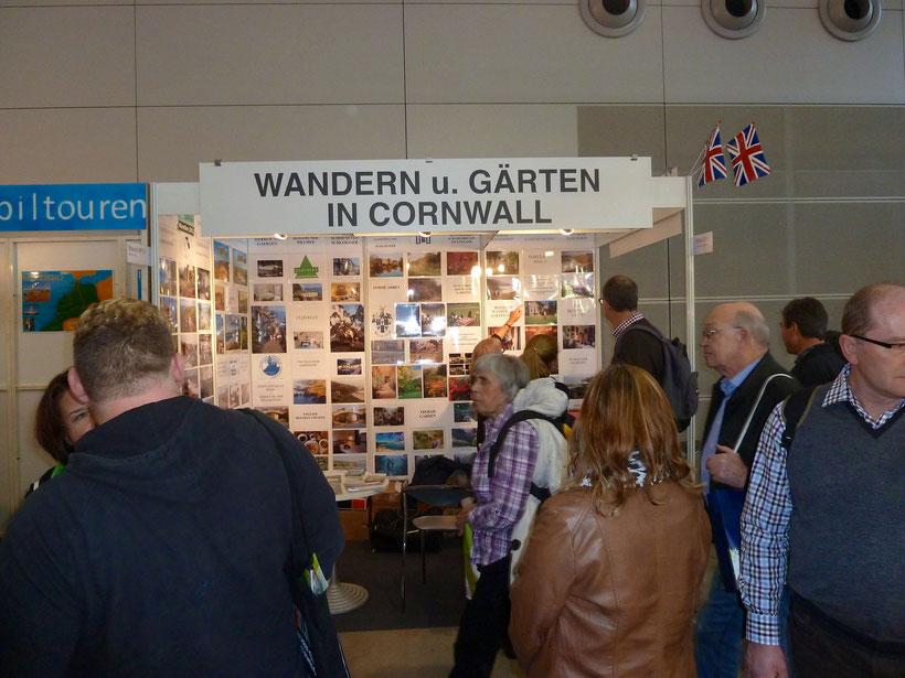 Heißer Tipp für´s Reisejahr 2015 der Fahrtenschreiber: Cornwall