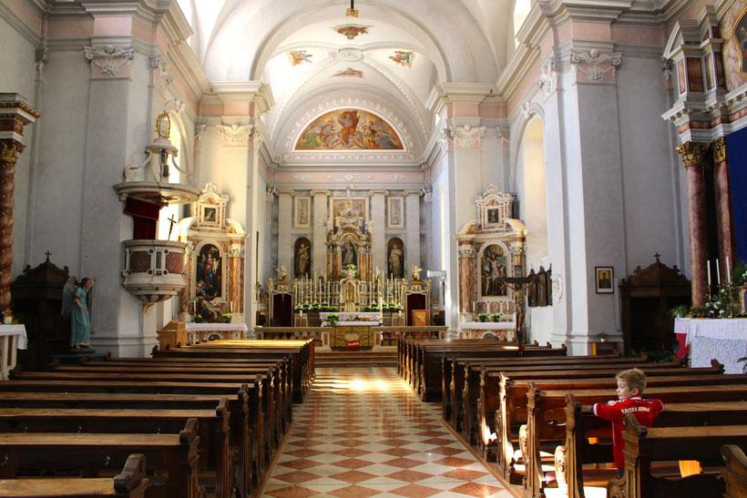 Pfarrkirche Margreid