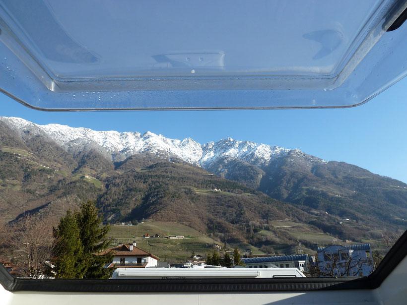 Guten Morgen, Südtirol!