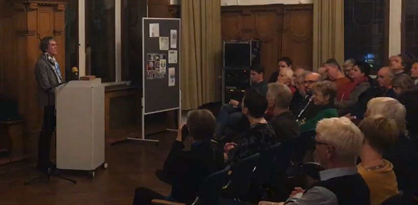 Agenda Preis Verleihung 2019 - Lautadorin Mathilde Storm - Lokale Agenda 21 für Recklinghausen