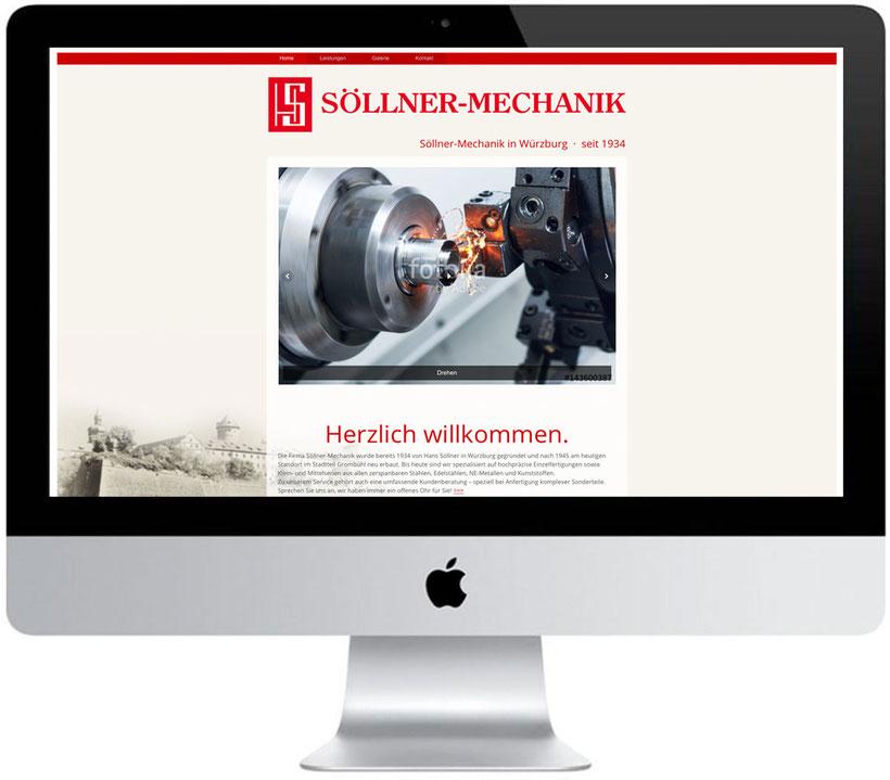 Homepage Webdesign Hompageerstellung Internetseite Onlinemedien Handwerk