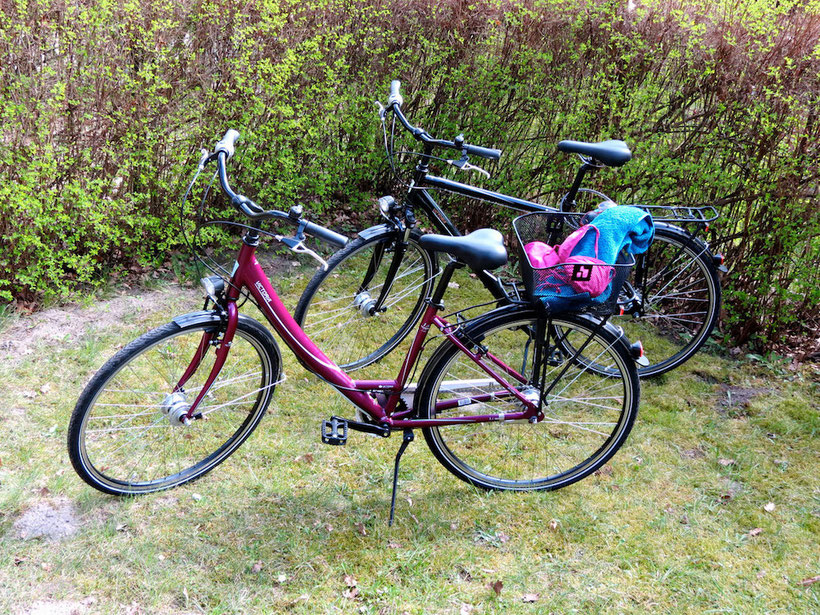 Fahrradverleih, Radverleih, E-Bike, Wesenberg, Neustrelitz