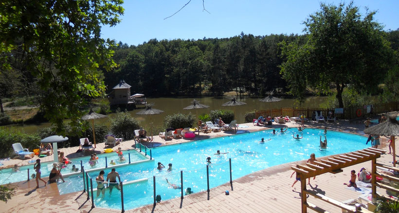Camping dordogne perigord 4 etoiles piscine bergerac
