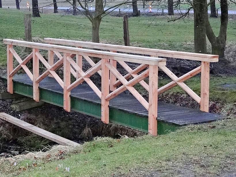 Brücke nach Maß
