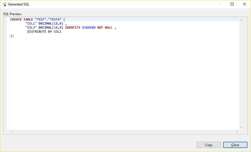 EXASOL Support DBeaver - charlies-databasess Webseite!