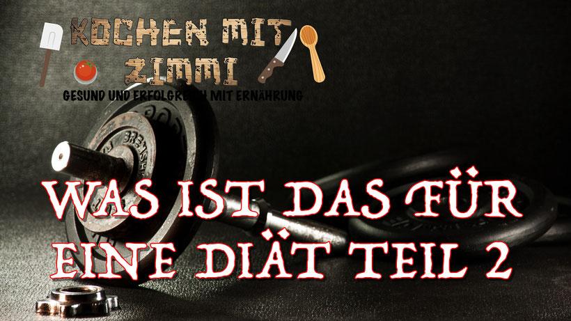 Diät Challenge Teil 2