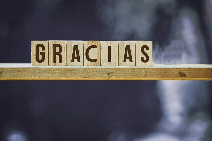 mantra de agradecimiento