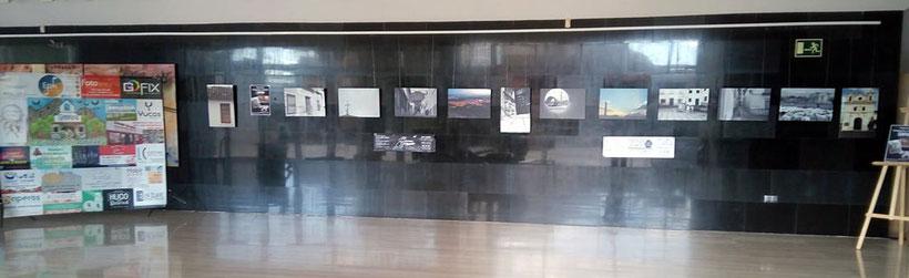 Exposición Gymkana en Centro Cultural de Atarfe