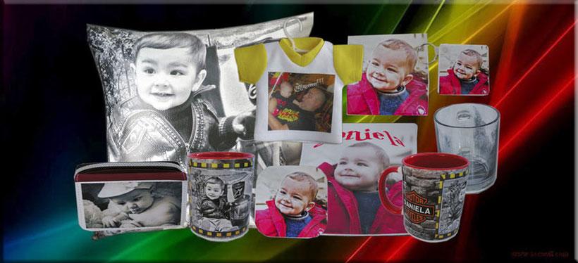 Regalos personalizados con fotografías en Atarfe, Granada