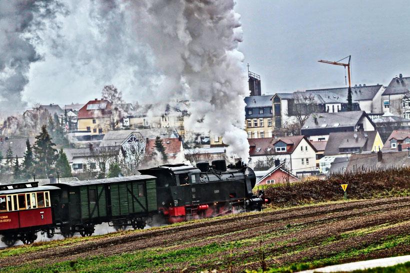Museumsbahn Losheim Saarland