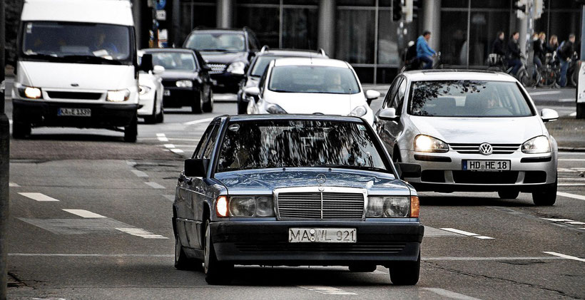 Mercedes Benz W 201