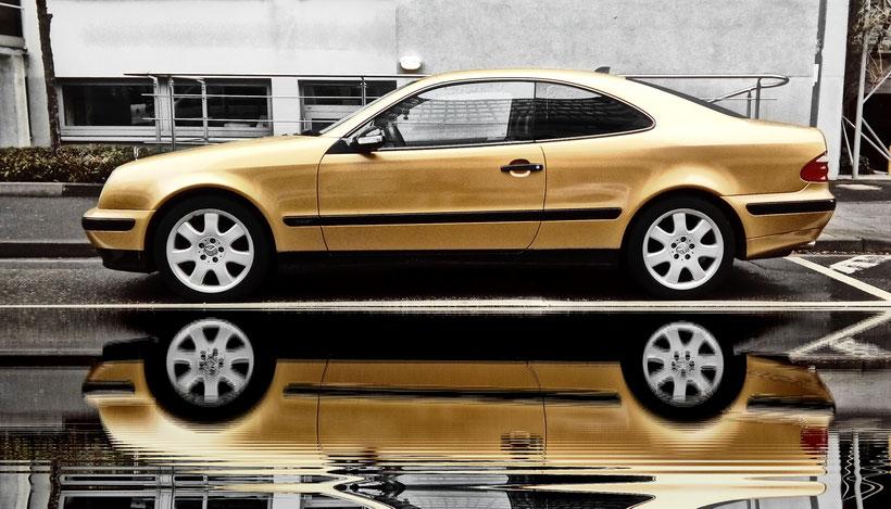 Mercedes-Benz CLK 230 Cargirl, Carmodel, Cargsm, Carphotography, Mainz