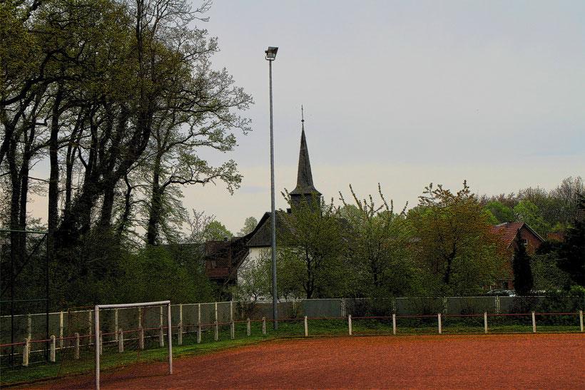Germania Stromberg Sportplatz