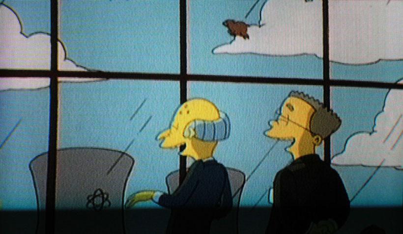 """""""Ich werde eine Million Dollar dem Waisenhaus spenden - wenn Schweine fliegen können."""" ;-)"""