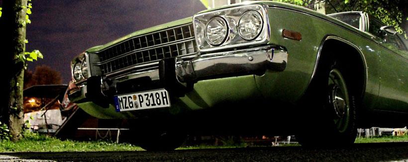 Tolle alte Autos von über 100 Marken erwarten Sie im Blitzlichtkabinett
