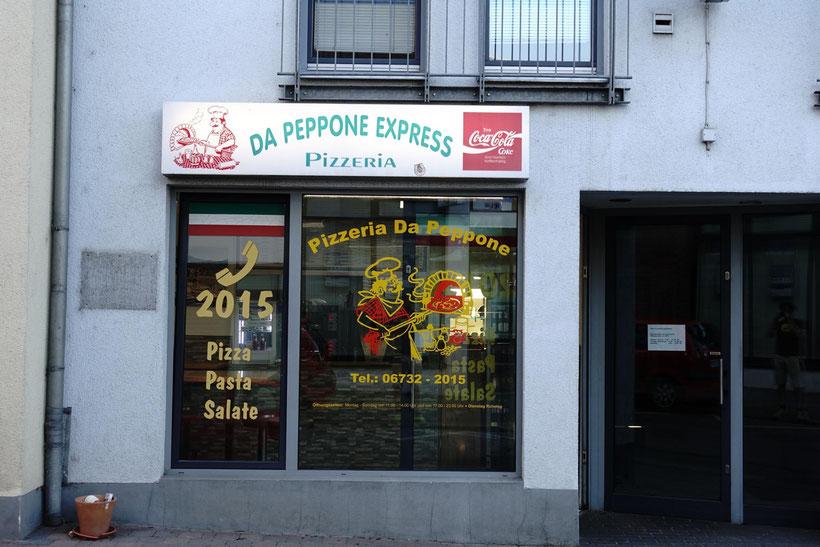 Da Peppone Express Pizzeria Saulheim