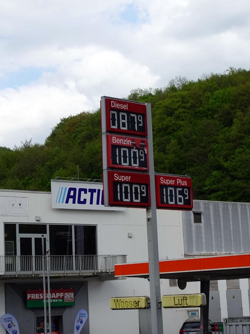 Idar-Oberstein Tankstelle