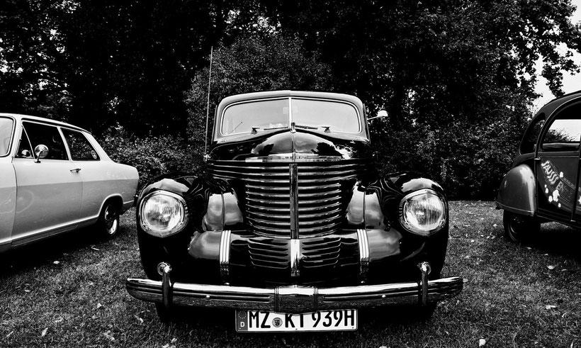 Opel Kapitän '39
