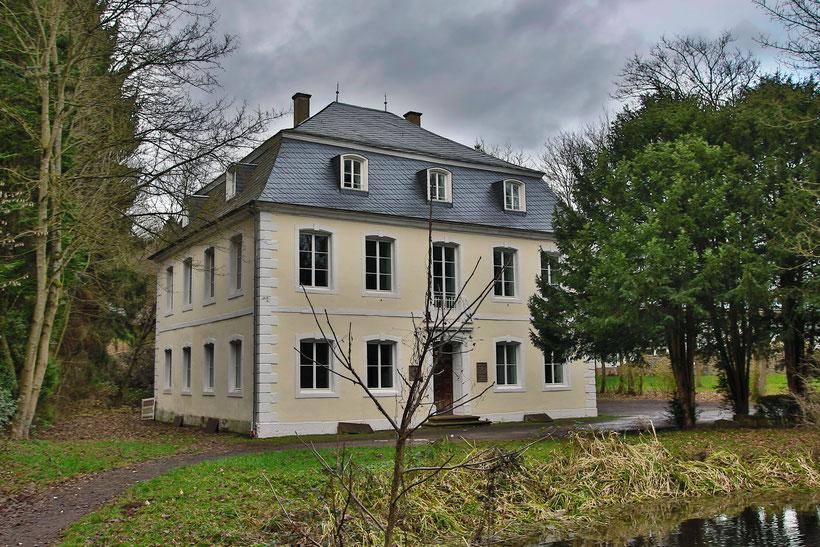 Schloss Buseck Calmesweiler