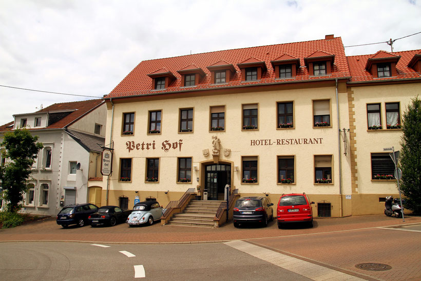 Hotel und restaurant Petri Hof Bous