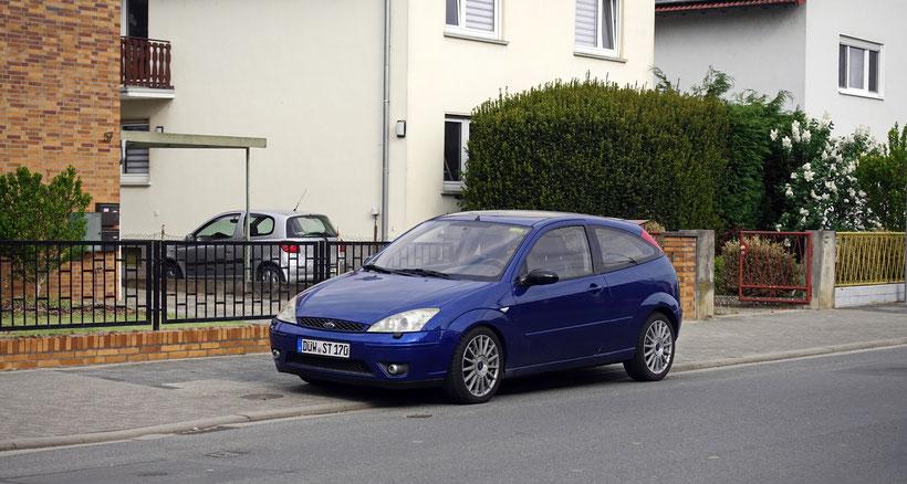 Ford Focus ST aus Ruchheim (2018)