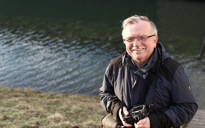 Fotograf in Mannheim (2015)