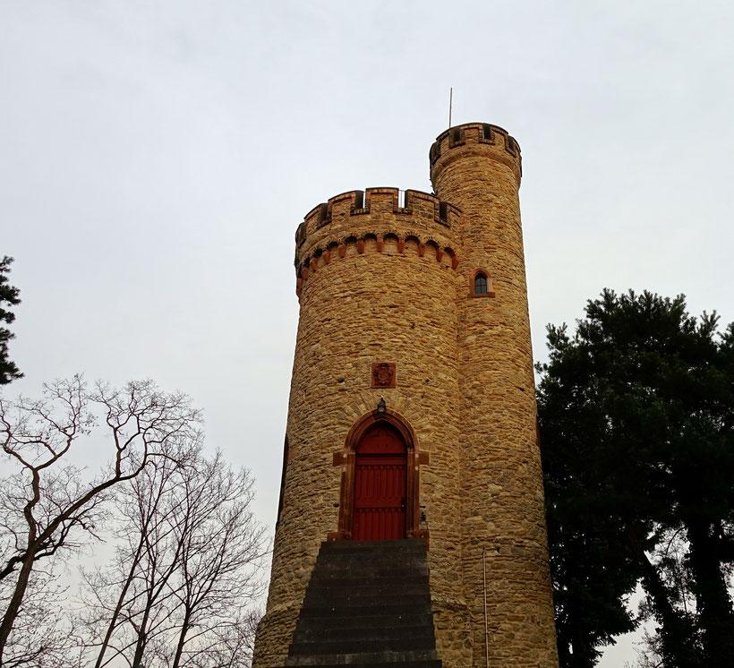 Lennebergturm Mainz Lennebergwald