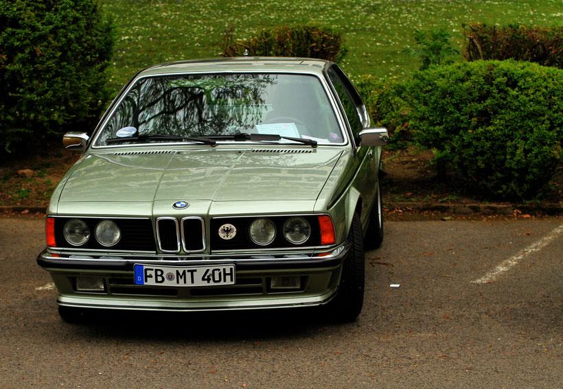 BMW E24 628 CSI aus Wiesbaden (2014)