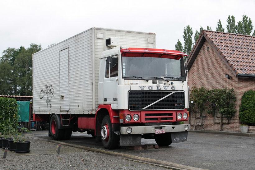 Volvo F10 aus Belgien (2012):