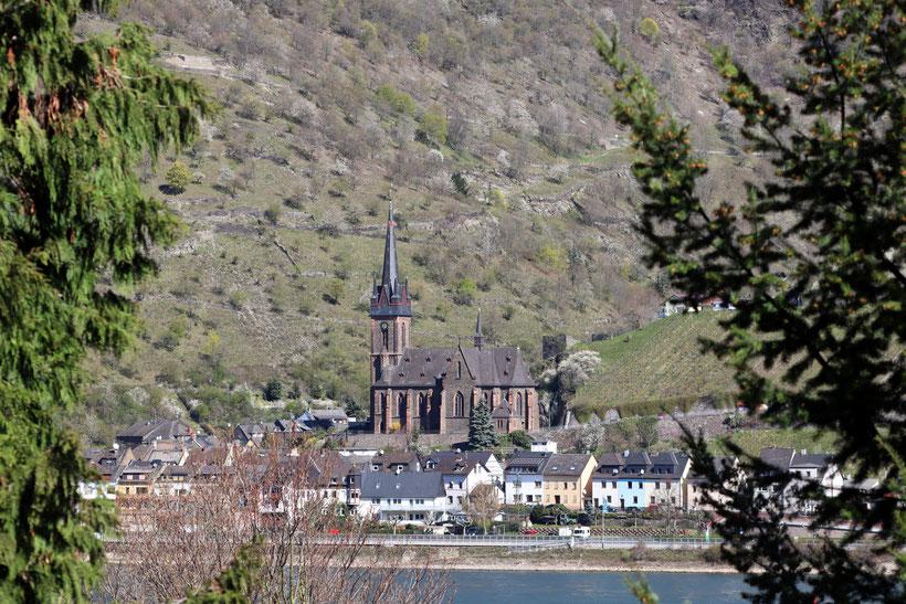 Lorchhausen, auch Lorchhausen im Rheingau, ist ein Stadtteil der Stadt Lorch und Grenzort zwischen Hessen und Rheinland-Pfalz.
