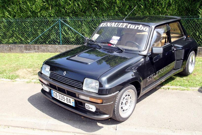 Renault R5 Turbo aus Pétit-Réderching