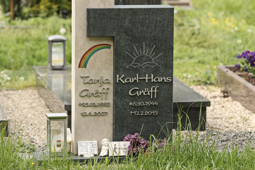 Tanja Gräff Studentin Trier Friedhof Beerdigung